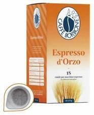 72 Cialde Borbone ESE 44mm Caffè Miscela Orzo Filtro in Carta