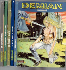 DEMIAN lotto 5 fumetti