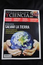 Revista INVESTIGACION Y CIENCIA Salvar la Tierra - Junio 2010