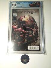 Carnage #4 CGC 9.8 Wells Clayton Crain Iron Man Spider-Man, Retired Label!!