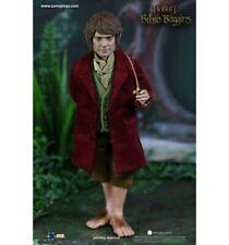 Asmus Toys - Le Hobbit - Figurine 1/6 Bilbo Baggins -Bilbon Saquet - 26cm