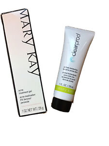 Mary Kay Oil Free Moisturizer Clear Proof Travel Size PLUS Free Gift