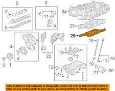 GM OEM-Engine Intake Manifold Gasket 12673301
