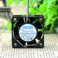 1 pcs NMB 1606KL-05W-B49 4015 24V 0.07A 4CM Double Ball 3-Wire Inverter Fan