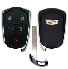 New Oem Cadillac Xt4 Xt5 Xts Proximity Smart Key Remote Fob Transmitter Hyq2Eb (Fits: Cadillac)
