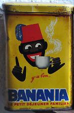 boite banania ancienne en tôle