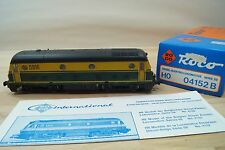ROCO 4152 B Diesel Locomotive La SNCB série 52, concernant numéro 5916 in neuf dans sa boîte