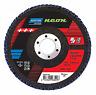 Norton Neon Flap Discs 115 x 22mm (120 Grit)