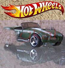 Hot Wheels - AC Cobra - Approx Scale 1:64 - Die-Cast - Green