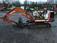 Chieftain 3.5 Ton Excavator. Digger. 360. NO VAT. Delivery Available