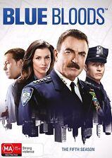 Blue Bloods : Season 5 : NEW DVD