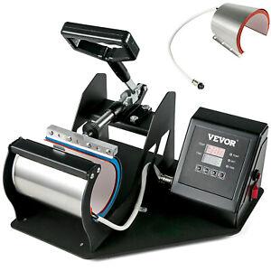 2 in 1 Heat Press Transfer Mug Cup Sublimation Printer Printing Machine