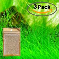 pranovo 3 Pack Water Plant Seeds Grass Seed Tall Hairgrass Buffalo Easy.
