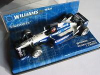 MINICHAMPS WILLIAMS FI BMW FW 23 J.P. MONTOYA  SCALE 1/43
