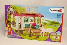 Schleich 42415 Horse Club Wohnwagen für Geheime Club-Treffen