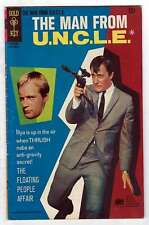 Man From U.N.C.L.E. (Vol 1) The #   8 (VG+) (Vy Gd Plus+)  RS003 Gold Key ORIG U
