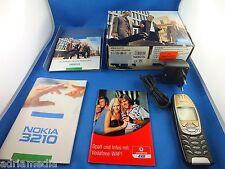 100% Original Nokia 6310 JETBLACK Schwarz OVP Autotelefon Mercedes Audi Bmw VW