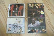 4 WYCLEF JEAN & FUGEES MAXI CDS (FU-GEE-LA AVENUES GUANTANAMERA REFUGEE CAMP)
