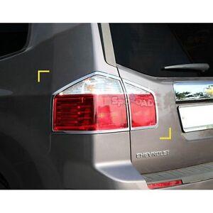 Chrome Rear Tail Lamp Cover Molding for Chevrolet Orlando 2011+ / K-590