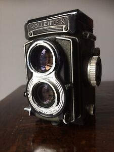 Rolleiflex T Type 1 Fully Working