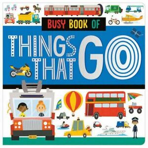 Busy Book of Things That Go  g6