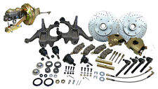"1963-66 Chevy-GMC Truck C10 Front Disc Brake Conversion Kit, 6 Lug, 2.5"" Drop"