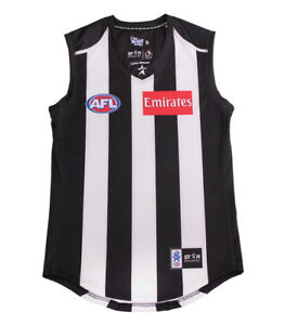 AFL Collingwood Magpies Home Guernsey