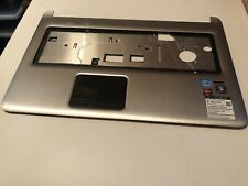 HP DV7-6000 MOUSE TOUCHPAD PALMREST SILVER 649947-001