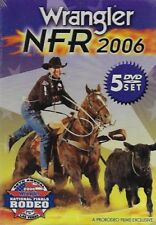 2006 Wrangler National Finals Rodeo - Complete 5-DVD Set