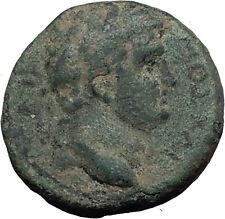 TITUS as Caesar 73AD GADARA of the DECAPOLIS Greek City Roman Coin Rare i60037