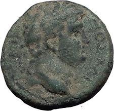 TITUS as Caesar 73AD GADARA of the DECAPOLIS Greek City Roman Coin Rare i60037