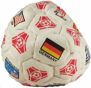Hacky Sack World Cup - Red Logos