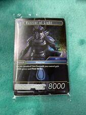 Final Fantasy Dissidia NT Promo Card Set English TCG Trading Card Game Sealed