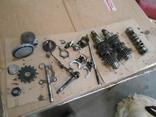 Kawasaki KZ750 KZ 750 1981 81 transmission gears misc engine motor parts