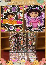 "New 3D Foam Disney figures!Classic cartoon children"" Dora ""Stickers Kids Gift"