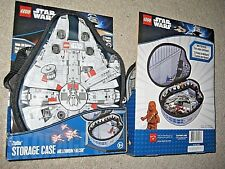 LEGO Star Wars Storage Case Millennium Falcon by Zipbin *NEW* Lego Storage Case