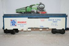 O Scale Trains Lionel Pabst Beer Reefer 9859