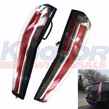 New LED Tail Lights Rear For GMC Yukon Chevy Chevrolet Suburban Tahoe 2007-2014