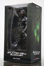New Splinter Cell Blacklist Tom Clancy's SAM Fisher Figure Ubisoft (TOY-00267)