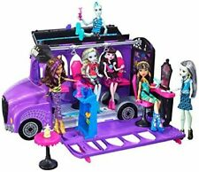 Mattel Monster High FCV63 Deluxe Bus e Mobile Salon Toy Playset Spielspaß B-WARE