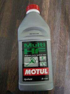 Motul MULTI HF Fluide Hydraulique Multifonction pour Direction Assistée 1L