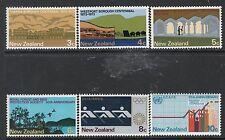 New Zealand Sc#511-16 Mint NH VF Set, Cent. of Thames & Westport Boroughs