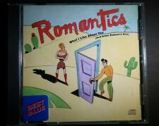 What I Like About You (And Other Romantic Hits) by The Romantics (CD, 1990, Epic