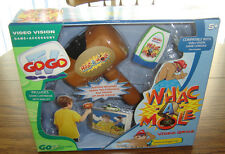 Video Vision TV Whac-A-Mole - Brand New