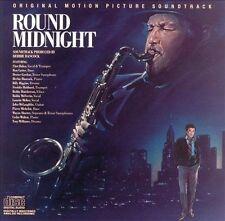 Round Midnight: Original Motion Picture Soundtrack; 1986 CD, Jazz, Dexter Gordon