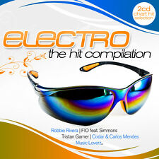 CD ELECTRO The Hit Compilation d'Artistes Divers 2CDs