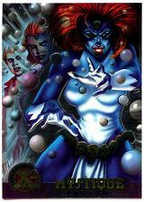 Mystique #16 Fleer Ultra X-Men Chrome Trade Card (C291)