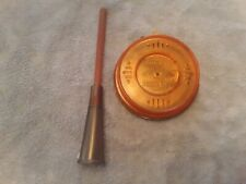 New listing Vintage Primos Power Crystal Friction/Pot Call with Striker