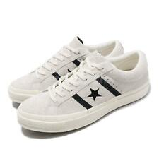 Converse One Star Academy OX Ivory Black Men Women Unisex Casual Shoes 163269C