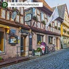 Unterfranken 4 Tage Dettelbach Urlaub AKZENT Hotel Am Bach Gutschein Halbpension